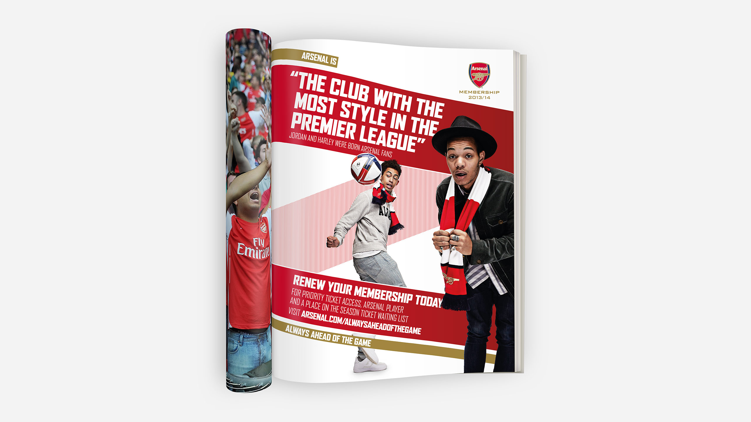 Arsenal F.C. Membership